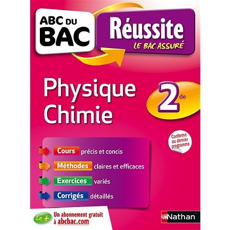 Physique chimie 2de : conforme au nouveau programme - Seconde par matière - Espace Culturel E ...