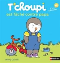 T'Choupi se dispute avec papa