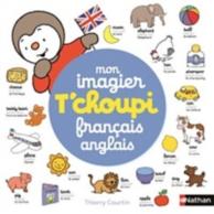 T'Choupi : mon imagier français-anglais