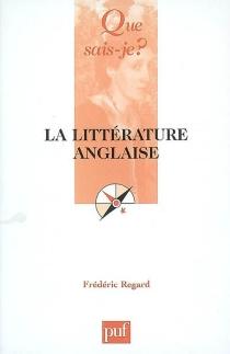 La littérature anglaise - FrédéricRegard