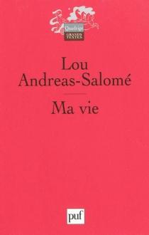 Ma vie : esquisse de quelques souvenirs - LouAndreas-Salomé