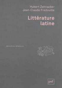 Littérature latine - Jean-ClaudeFredouille