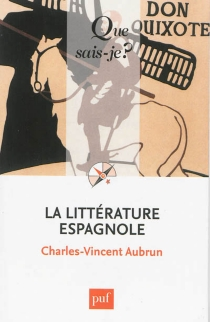 La littérature espagnole - Charles VincentAubrun