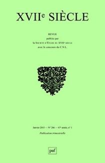 Dix-septième siècle, n° 266 -