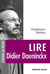 Lire Didier Daeninckx - GianfrancoRubino