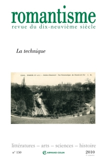 Romantisme, n° 150 -