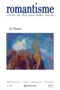 Romantisme, n° 154 -