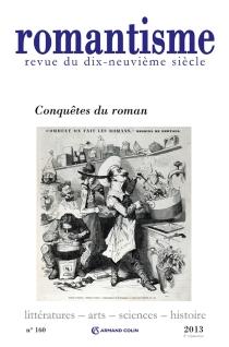 Romantisme, n° 160 -