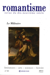 Romantisme, n° 161 -