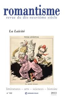 Romantisme, n° 162 -