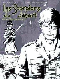 Les Scorpions du désert - GiuseppeCamuncoli