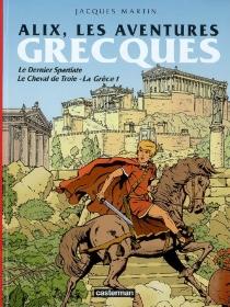 Alix, aventures grecques - Pierre deBroche
