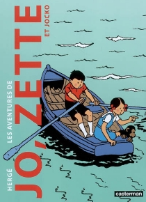 Les aventures de Jo, Zette et Jocko - Hergé