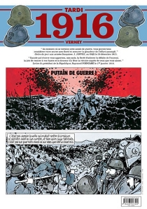 Putain de guerre ! : 1914-1919 - Jacques Tardi