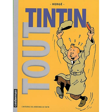 bd tintin leclerc