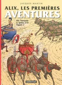 Alix, les premières aventures - JacquesMartin