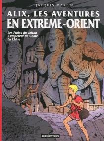 Alix, les aventures en Extrême-Orient - ErwinDrèze