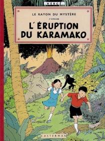 Le rayon du mystère  Les aventures de Jo, Zette et Jocko - Hergé