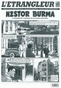 Etrangleur, Nestor Burma (L'), n° 1 - EmmanuelMoynot