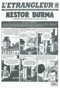 Etrangleur, Nestor Burma (L'), n° 3 - EmmanuelMoynot