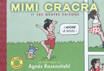 Mimi Cracra et les quatre saisons : un livre bilingue| Silly Lilly and the four seasons : a bilingual book - Agnès Rosenstiehl