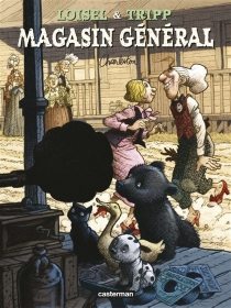 Magasin général - RégisLoisel