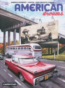 American dreams - Jean-FrançoisCharles