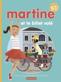 Martine en BD - GregoryBaranès