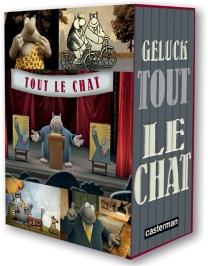 Tout le Chat : coffret - PhilippeGeluck