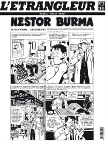 Etrangleur, Nestor Burma (L'), n° 2 - NicolasBarral