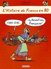L'histoire de France en BD - BrunoHeitz