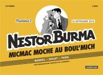 Micmac moche au Boul'Mich, Nestor Burma, n° 2 - NicolasBarral