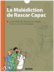 La malédiction de Rascar Capac - Hergé