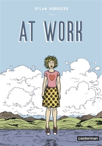 At work - Dylan Horrocks