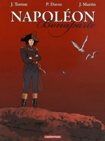 Napoléon Bonaparte : coffret tomes 1 à 4 - PascalDavoz