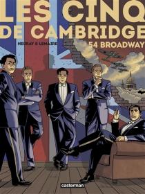 Les cinq de Cambridge - ValérieLemaire