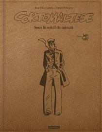 Corto Maltese : en noir et blanc - JuanDiaz Canales