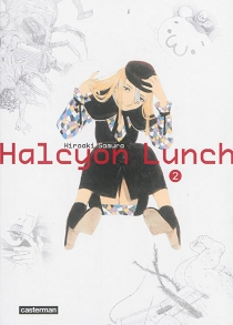 Halcyon lunch - HiroakiSamura