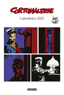 Corto Maltese : calendrier 2017 - HugoPratt