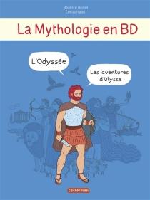 L'Odyssée : les aventures d'Ulysse - BéatriceBottet