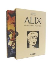 Alix : les premières aventures - JacquesMartin