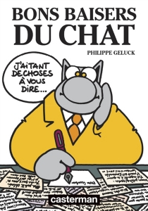 Bons baisers du Chat - Philippe Geluck