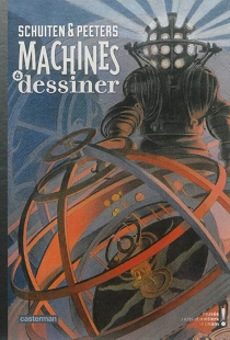 Schuiten et Peeters, machines à dessiner -