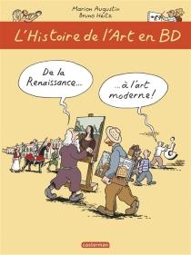 L'histoire de l'art en BD - MarionAugustin