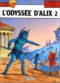 L'odyssée d'Alix - JacquesMartin