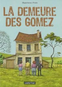La demeure des Gomez - Miguel-AngelPrado