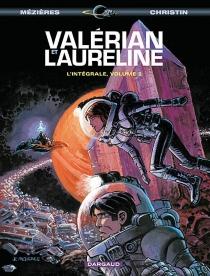 Valérian et Laureline : l'intégrale | Volume 2 - PierreChristin