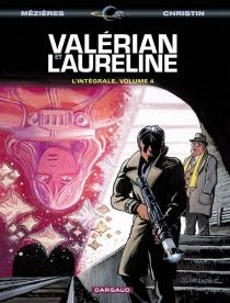 Valérian et Laureline : l'intégrale | Volume 4 - PierreChristin