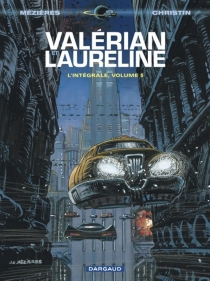 Valérian et Laureline : l'intégrale | Volume 5 - PierreChristin