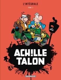 Achille Talon : l'intégrale | Volume 2 - Greg